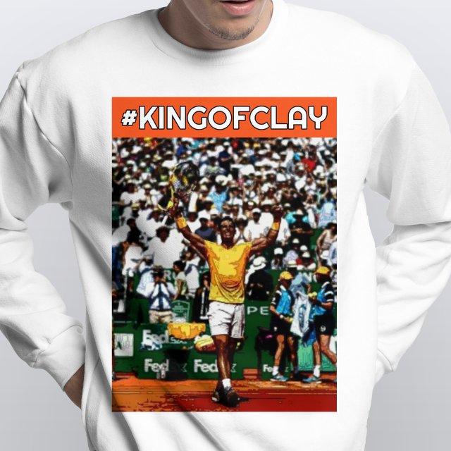#KINGOFCLAY