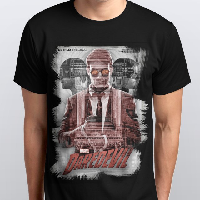 Daredevil Season 3 T-Shirt