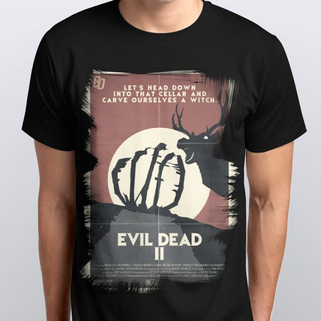 The Evil Dead 2 T-Shirt