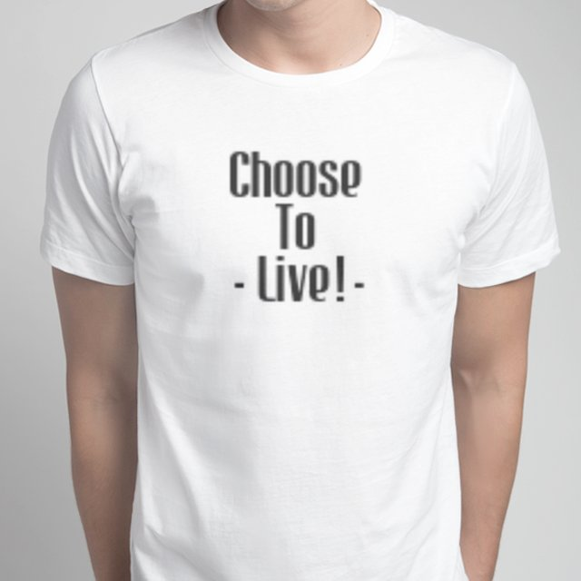 Choose To - Live!-