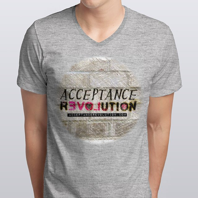 Acceptance Revolution Signature Tee