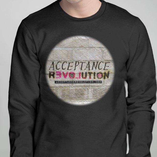 Acceptance Revolution Logo Pullover