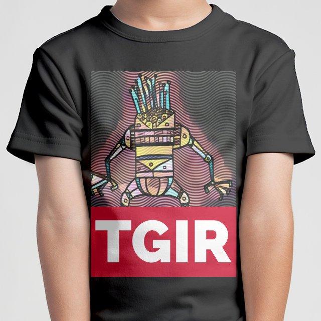 TGIR: Thank God It's Robot.