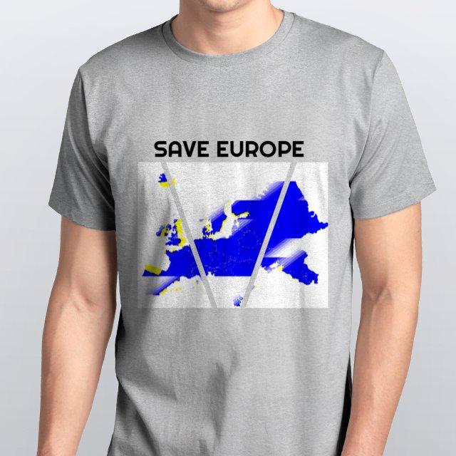 SAVE EUROPE V Design