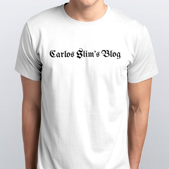 Carlos Slim's Blog