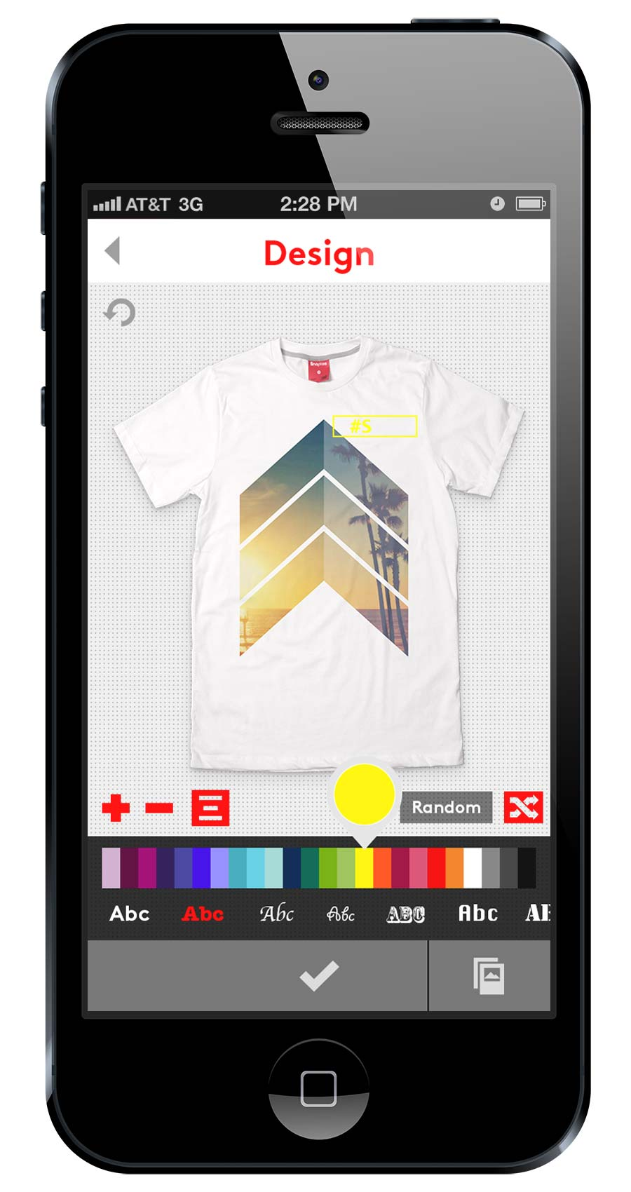 News snaptee t shirt design is easy get snaptee from Blueprint creator app