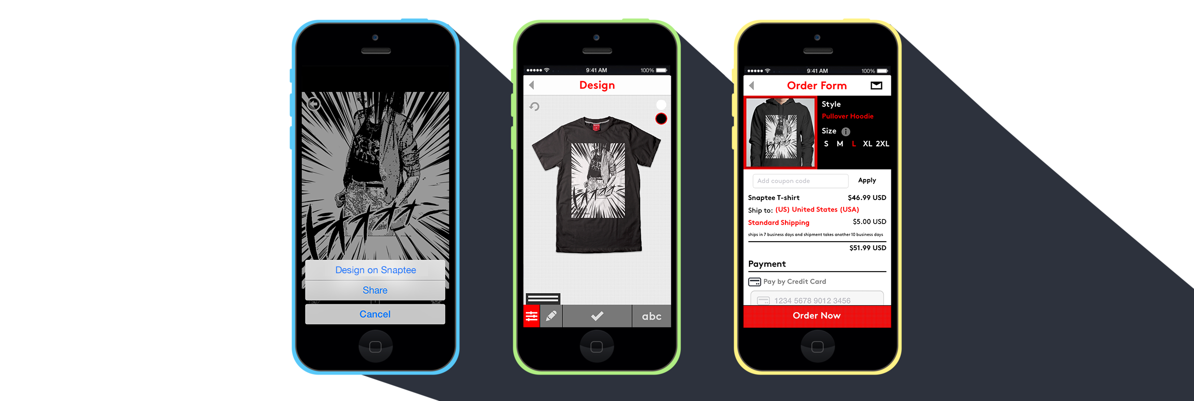 T Shirt Design App Iphone Rldm