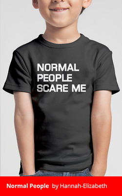 Normal People by Hannah-Elizabeth